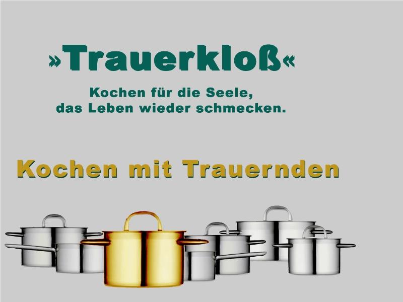 Infografik zur Veranstaltung: Trauerkloß - Ort: Pfarrei Nordhorn
